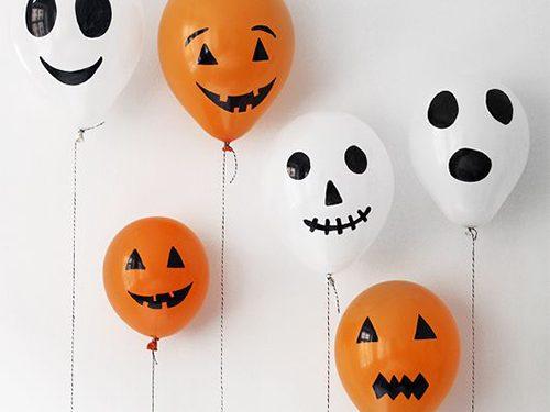 Vídeo calabaza y murciélago de Halloween